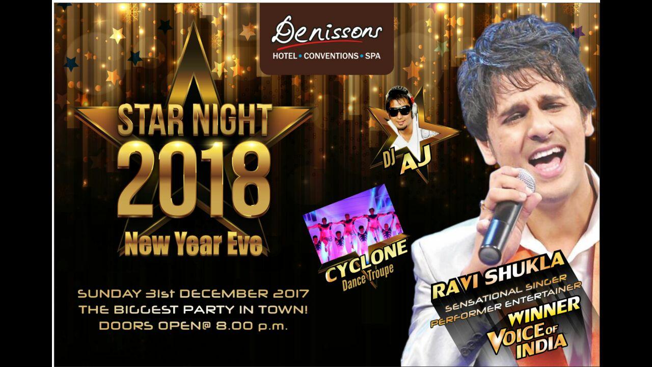 STAR NIGHT 2018